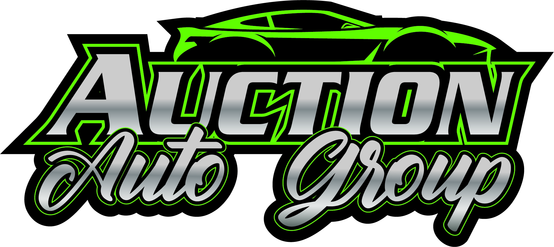 Auction Auto Group Logo
