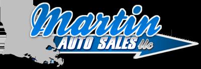 Martin Auto Sales LLC Logo