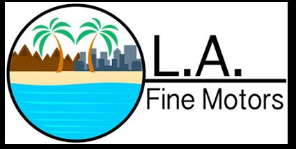L.A. Fine Motors Logo