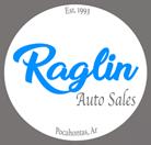 Raglins Auto Sales Logo