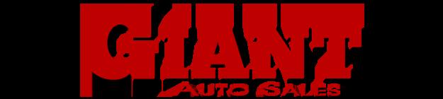 Giant Auto Sales Logo