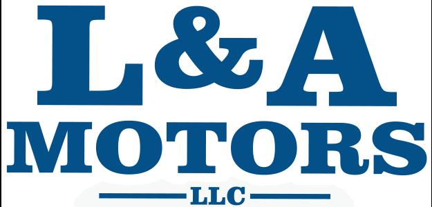 L & A Motors Logo