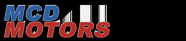 MCD Motors Logo