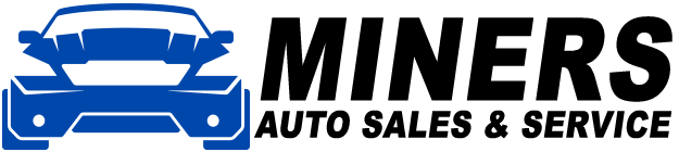 Miners Auto Sales & Service Logo