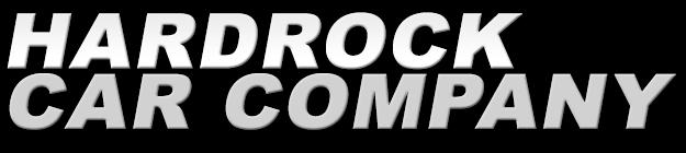 Hardrock Car Company Logo