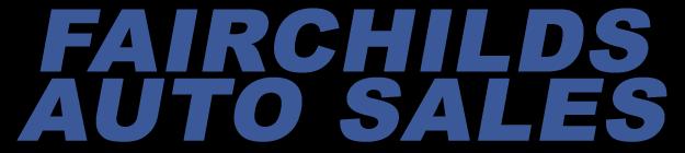 Fairchilds Auto Sales LLC Logo