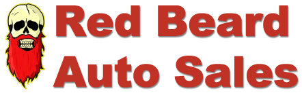 Red Beard Auto Sales Logo