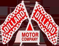 Dillard and Dillard Motor Company Logo