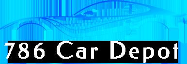 786 Car Depot Logo