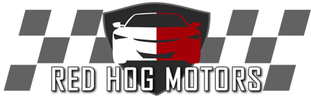 Red Hog Motors Logo