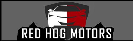Red Hog Motors Logo