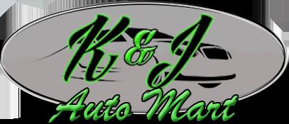 K&J Auto Mart Logo