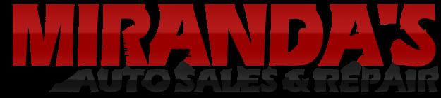 Miranda's Auto Sales & Repair Logo