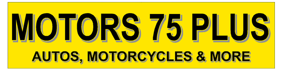 Motors 75 Plus Logo