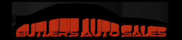 Butler's Auto Sales Logo