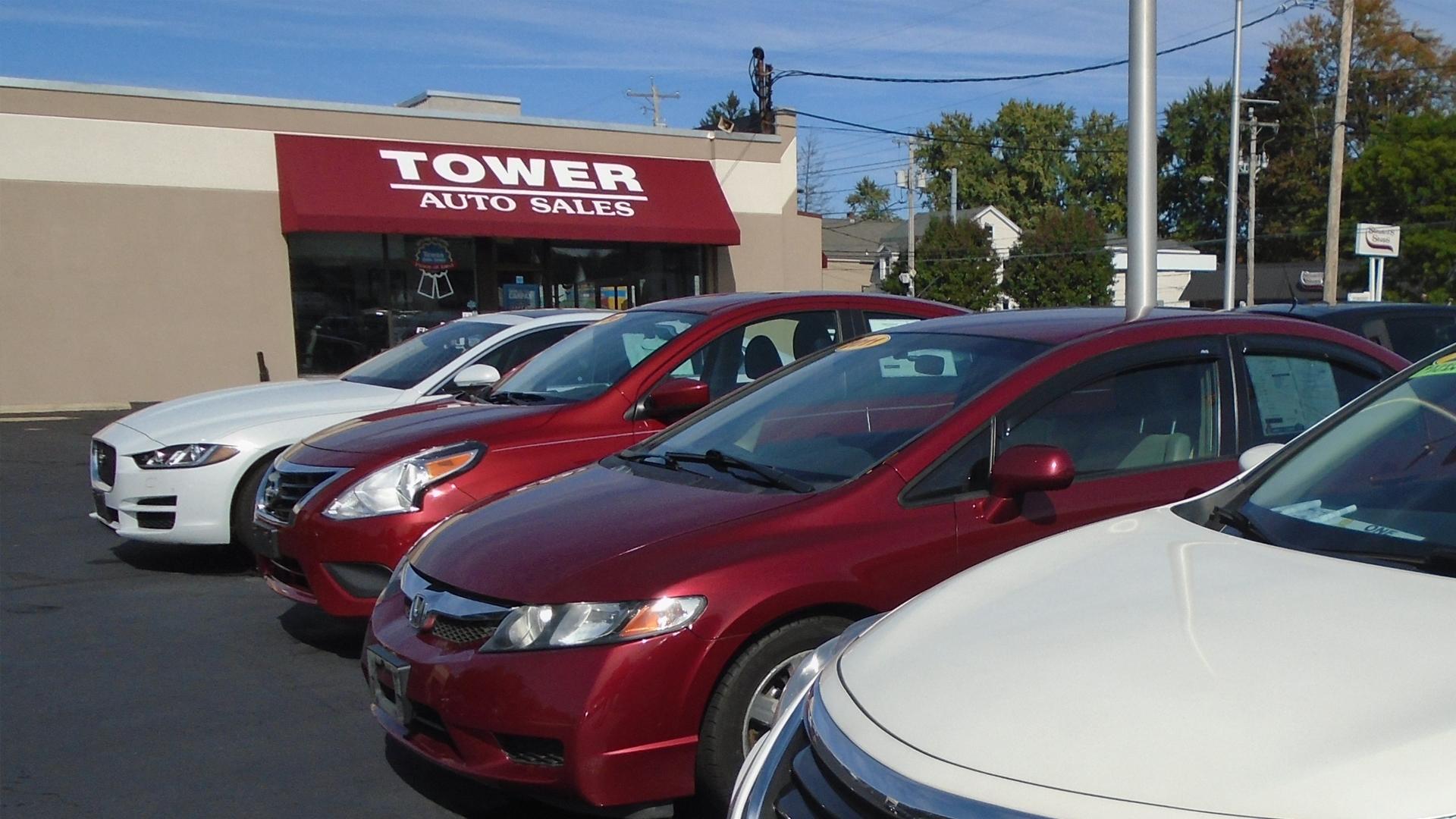 Tower Auto Sales >> Used Cars Schenectady Ny Used Cars Trucks Ny Tower