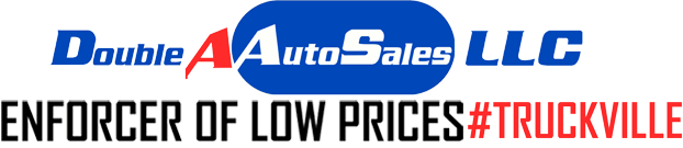 Double A Auto Sales LLC Logo