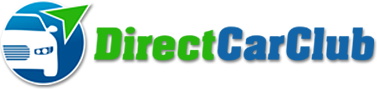 Direct Car Club   Logo
