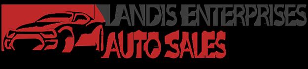 Landis Enterprises Auto Sales Logo