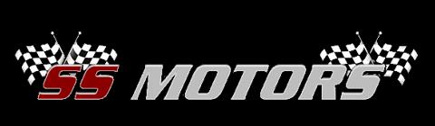 S S MOTORS Logo
