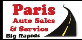 Paris Auto Sales & Service  Logo