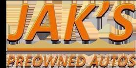 Jak's Preowned Autos Logo