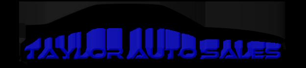 Taylor Auto Sales Logo