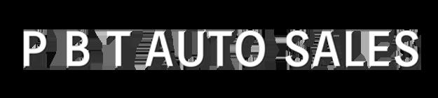 PBT Auto Sales Logo
