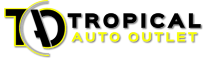 Tropical Auto Outlet Logo