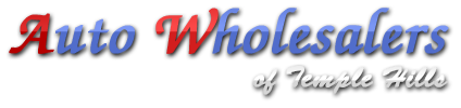 Auto Wholesalers of Temple Hills Logo