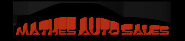 Mathes Auto Sales Logo
