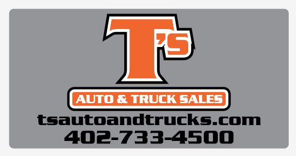 T's Auto & Truck Sales Logo