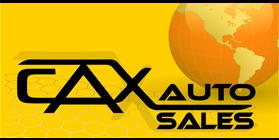 Cax Auto Sales Logo