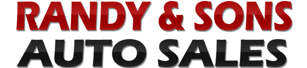 Randy & Sons Auto Sales Logo