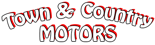 Town & Country Motors Logo