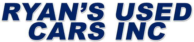 Ryan's Used Cars Inc. Logo