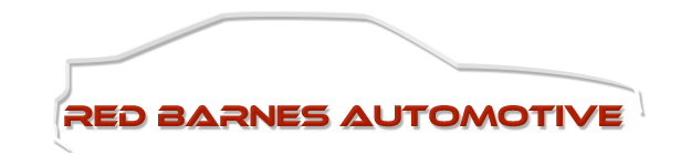 Red Barnes Automotive Logo