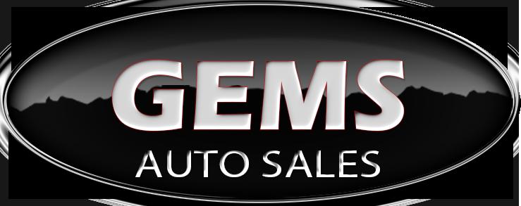 Gems Auto Sales Logo