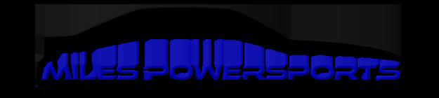Miles Powersports Logo