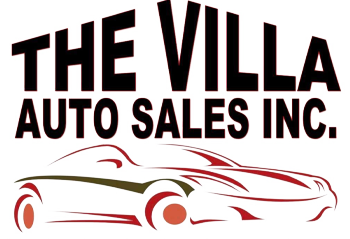 The Villa Auto Sales Logo