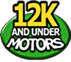 12K And Under Motors Logo