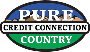 Pure Country Credit Connection Logo