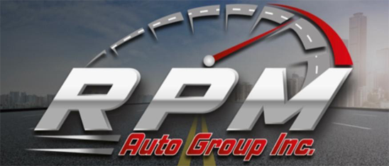 RPM Auto Group Inc Logo