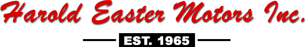 Harold Easter Motors Logo