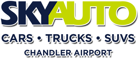 Sky Auto Sales Logo