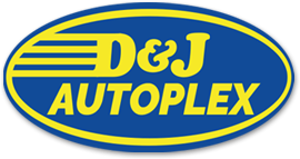D&J Autoplex Logo