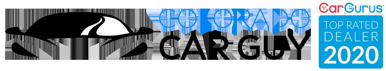 Colorado Car Guy Logo