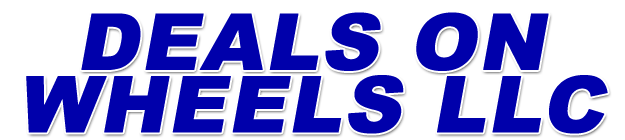 Deals On Wheels LLC Logo