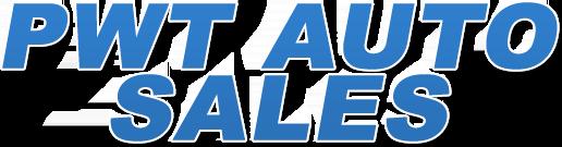 PWT Auto Sales Logo
