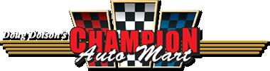 Doug Dotson's Champion Auto Mart Logo